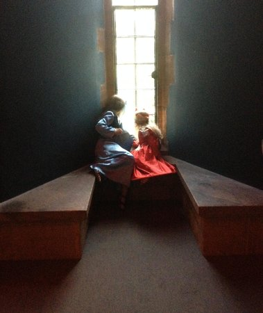 The Museum of Somerset: Ladies at the window,