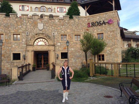 A-ROSA Resort Kitzbühel: Фасад Отеля