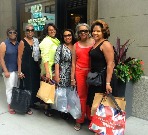 Style Room NYC Shopping Tour Experiences: Annual NYC Fun Trip From TN