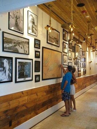 Pier 290 Restaurant: Hall of Fame
