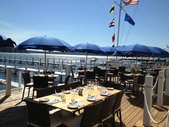 Pier 290 Restaurant: The Dining Deck