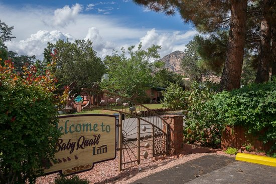 Baby Quail Inn: A piece of heaven right here in Sedona