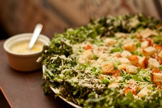 Barao Botequim: Ceasar Salad
