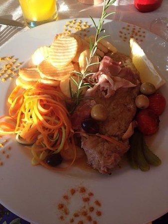 Casa Do chefe: My wife's Portuguese sirloin steak