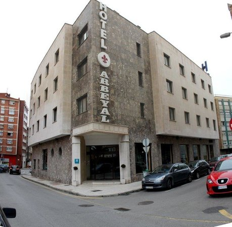 Photo of Hotel Arbeyal Gijón