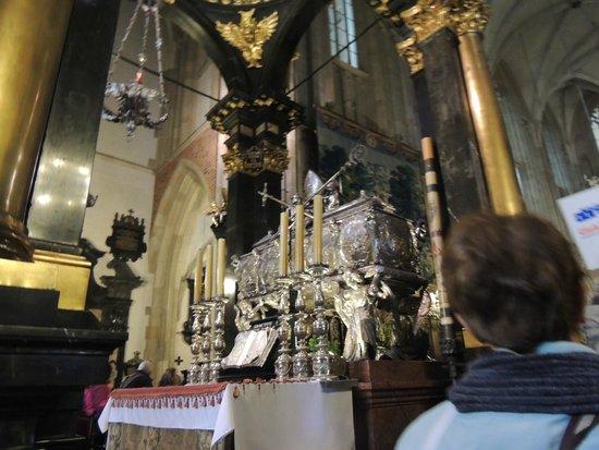 Cathédrale du Wawel : Catedral de Wawel (Katedra Wawelska) - Polônia