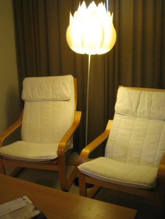 R2 Bahia Playa Hotel & Spa: fauteuils
