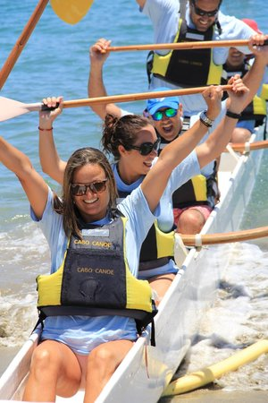 Tio Sports: OUTRIGGER