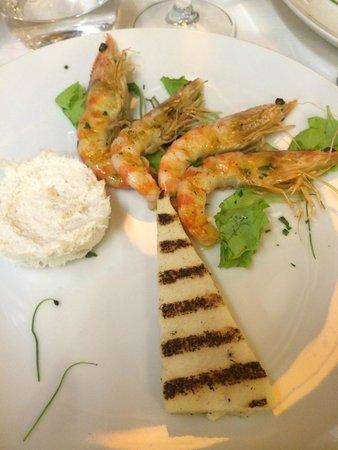 Ristorante Wildner: Redentore meal