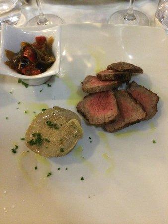 Ristorante Wildner: Beef Tagliata - delicious!