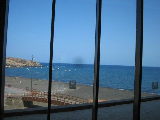 R2 Bahia Playa: Vue du spa (4éme étage)