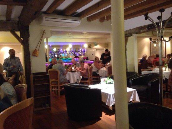 Baranda Restaurant: Nice place
