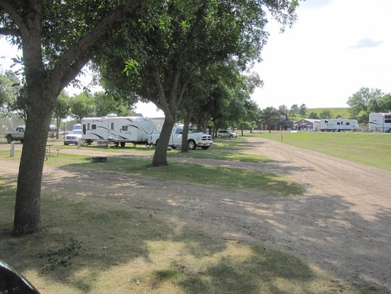 Yogi Bear's Jellystone Park Camp-Resort of Sioux Falls: plenty of room