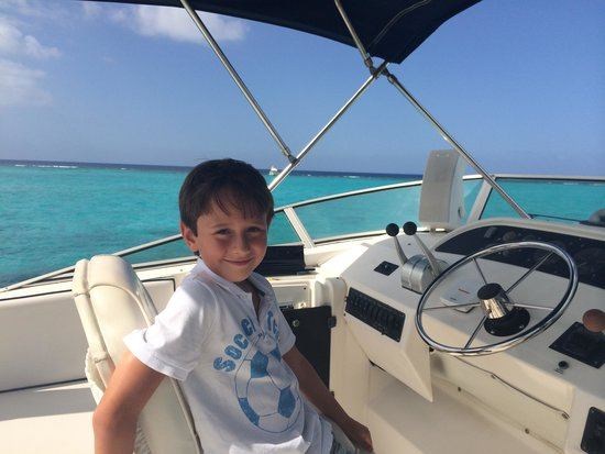 Cayman Private Charters: What a magic day!