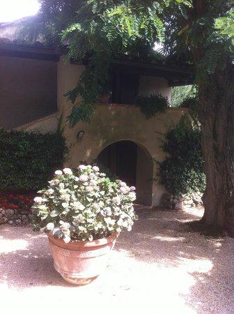 Casolare di Libbiano: entrada