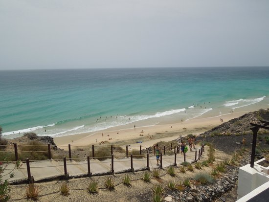 TUI MAGIC LIFE Fuerteventura: The gorgeous beach