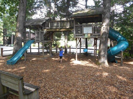 Laurelwood Inn: Playground