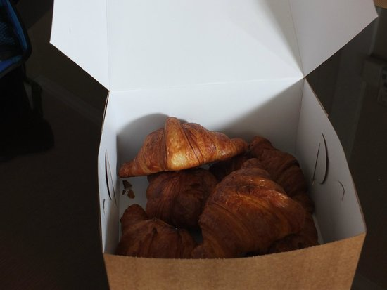 Bakery Nouveau: The boxed items