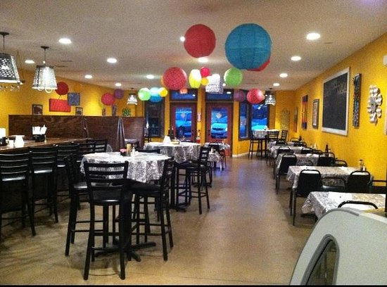 Cantaberry Restaurant: Inside