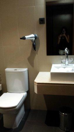 Hotel Domus Plaza Zocodover: Aseo