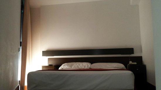 Hotel Domus Plaza Zocodover: Cama