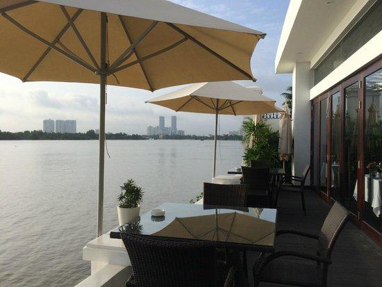 Villa Song Saigon: Saigon River
