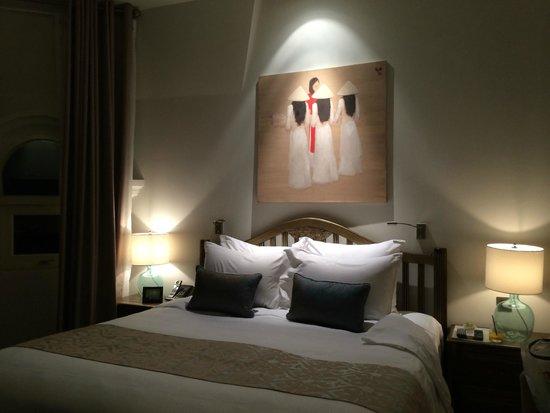Villa Song Saigon: Bedroom