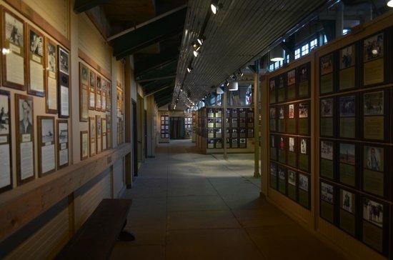 Stockyards Rodeo : zona museo