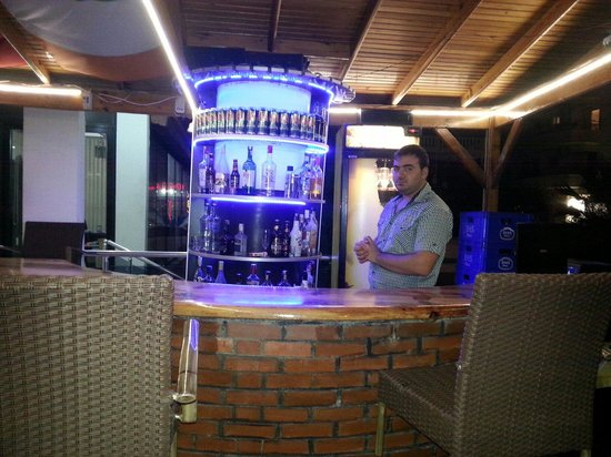 Delta Hotel : Havuz bar