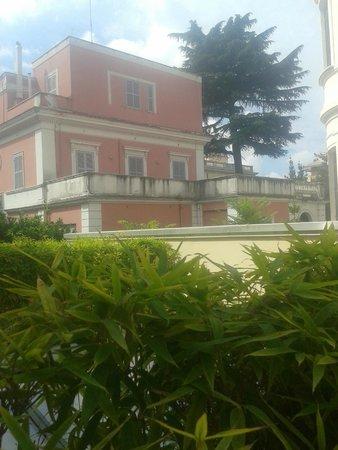 Best Western Cinemusic Hotel: room/balcony