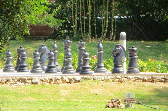 Royal Decameron Barú: Ajedrez gigante