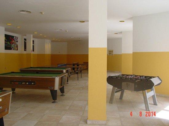 SBH Costa Calma Beach Resort: Salle de jeu payante