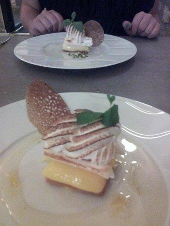 l'alliance des plaisirs : Dessert