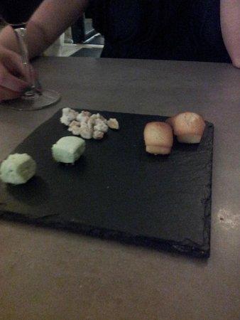 l'alliance des plaisirs : Little desserts