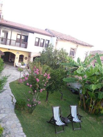 Villa Konak Hotel Kusadasi: Pomar