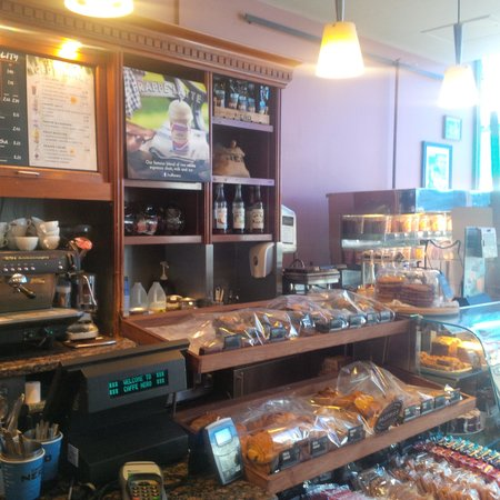Caffe Nero - Leicester Gallowtree: Options