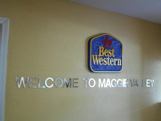 BEST WESTERN Mountainbrook Inn: lobby