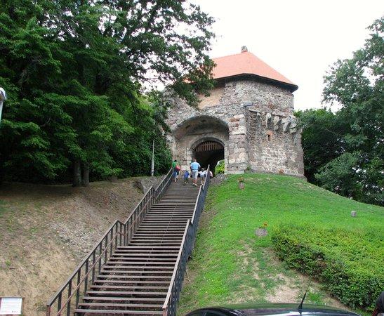 Rinett Guide Tours : Castle Ruins