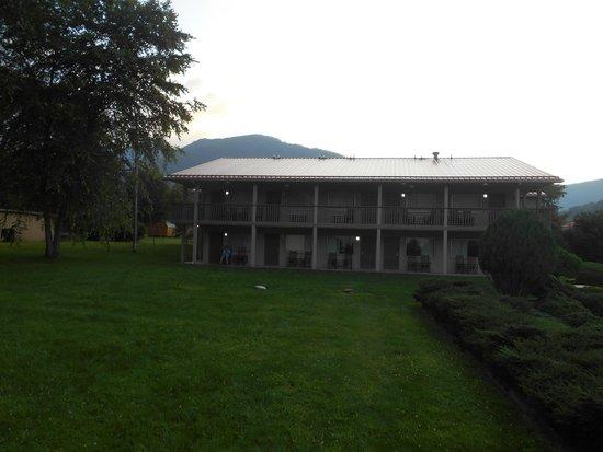 BEST WESTERN Mountainbrook Inn: our building