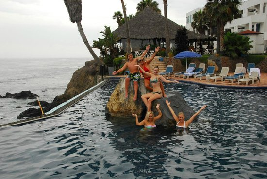 Las Rocas Resort & Spa: Infinity Pool