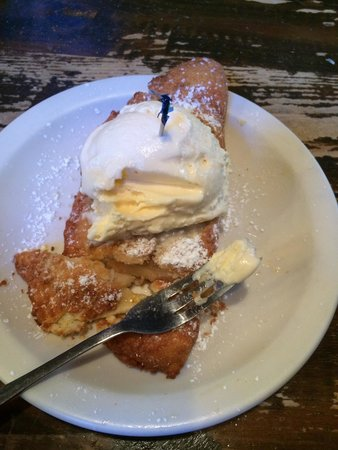 "Barlow Trail Roadhouse: Best ""Fried Pie"" ever!"