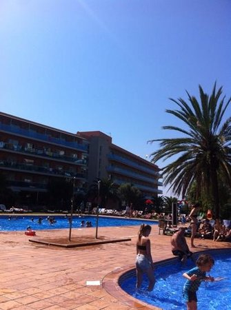 Hotel Surf Mar : piscine