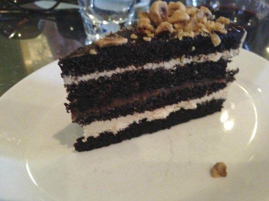 Ad Hoc: Chocolate Cake