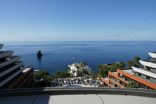 Enotel Lido Madeira : Day time balcony pic