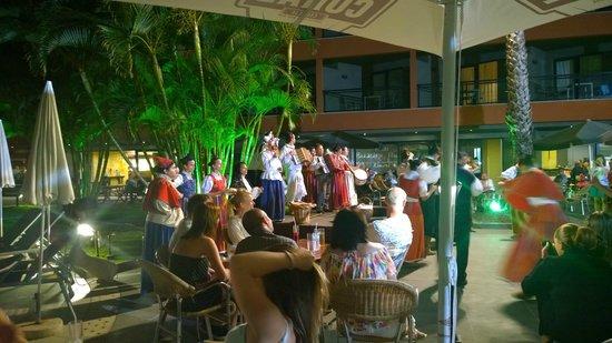 Enotel Lido Madeira : Outside bar area