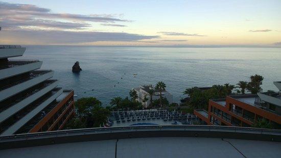 Enotel Lido Madeira : Evening balcony pic