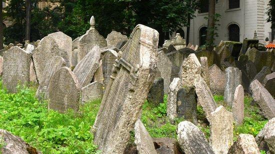 Old Jewish Cemetery: Cemetery