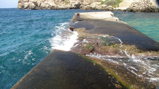 Popeye Village Malta: Pontile2