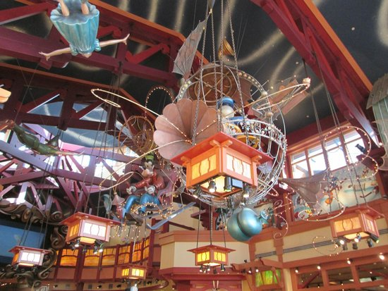 World of Disney: Ceiling