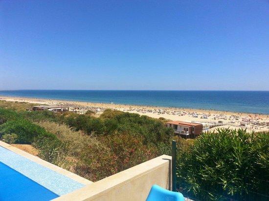 Panoramico: Praia verde